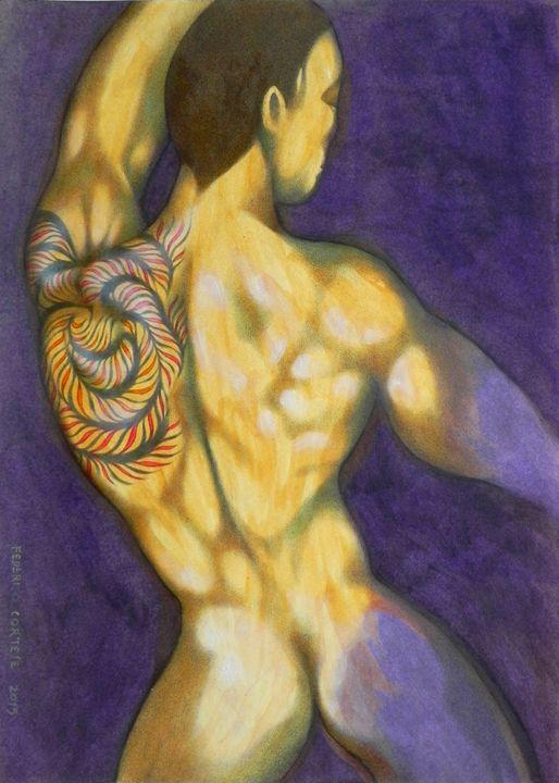 tattoo - federico cortese