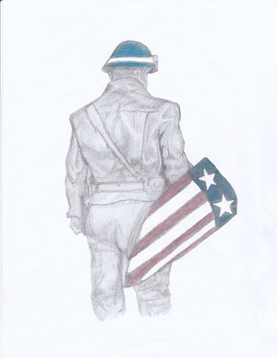Captain America - Zach Kirkham