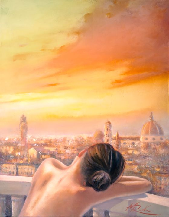 Amore di Firenze - MICHAEL ROCK