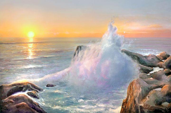 California Coast - MICHAEL ROCK