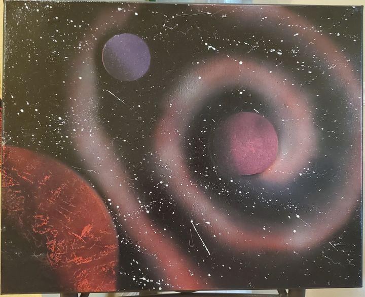 Galaxy - Rey Artwork