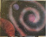 Galaxy Original Painting
