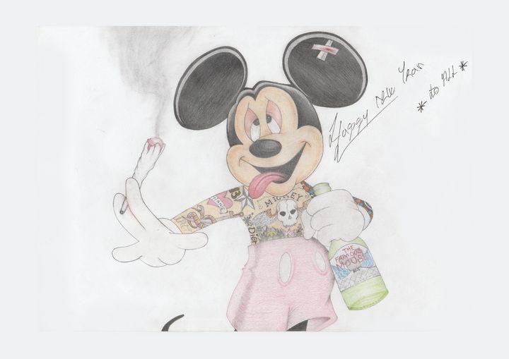 Mickey G - Moloch