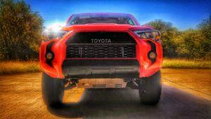 2015 Toyota 4Runner TRD Edition