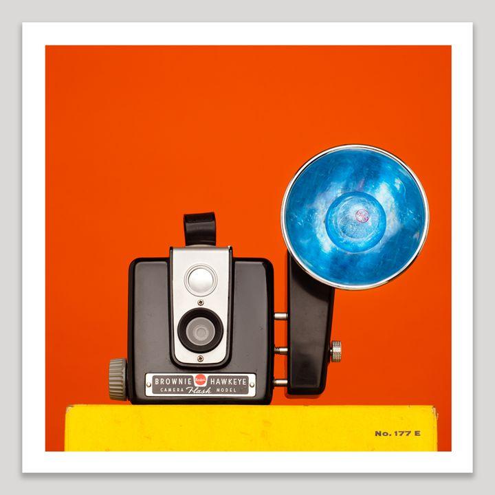 Kodak Brownie Hawkeye - Dave Shafer Fine Art