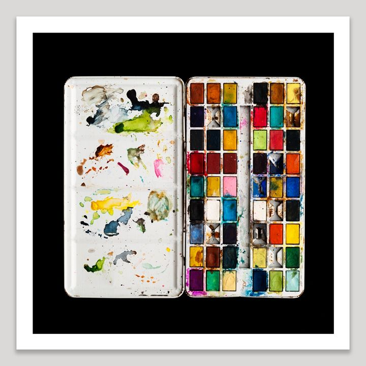 WaterColor - Dave Shafer Fine Art