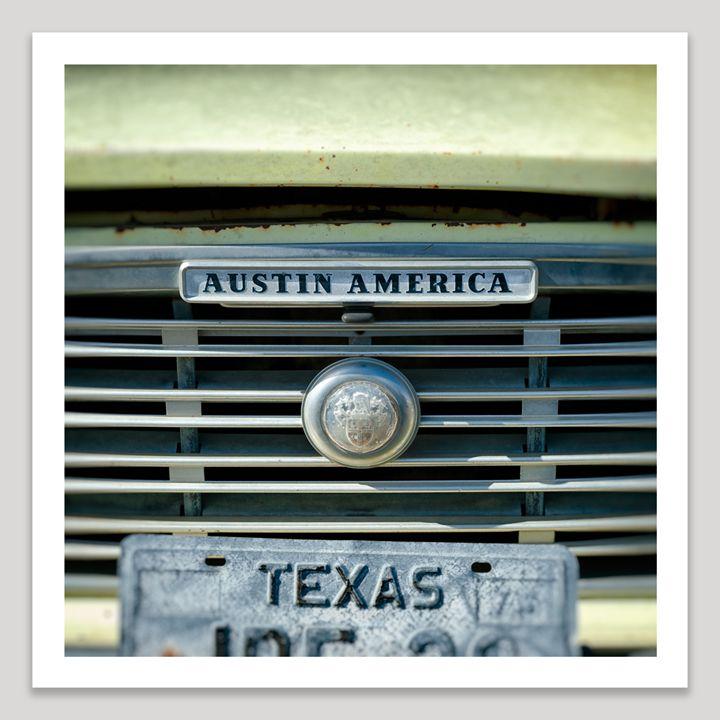 Austin American - Dave Shafer Fine Art