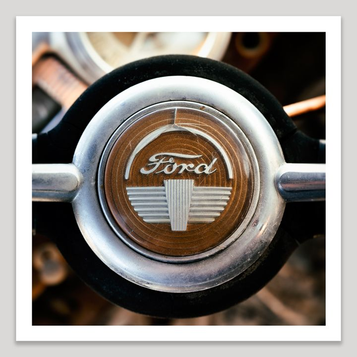 Ford Horn - Dave Shafer Fine Art
