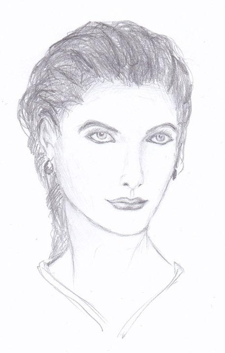 Tania - Portrait