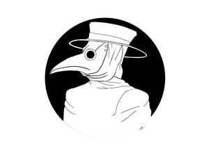 plague doctor - S.Ferguson