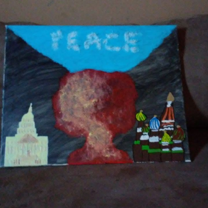 Lets Have A War (We Choose Peace) - Believe