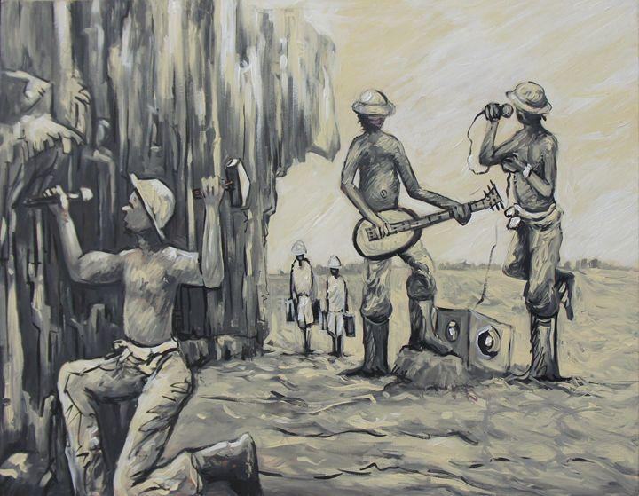 Musical Works - African Treasures