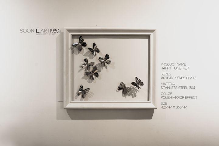 Happy Together - SOON-L ART Studio
