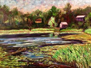 Hampton Ponds