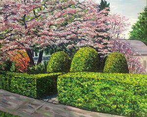 Spring Blossoms, Veterans Park