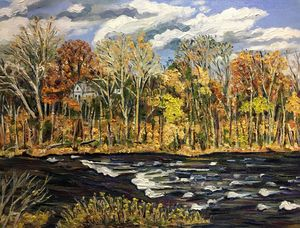 Autumn View, Westfield River