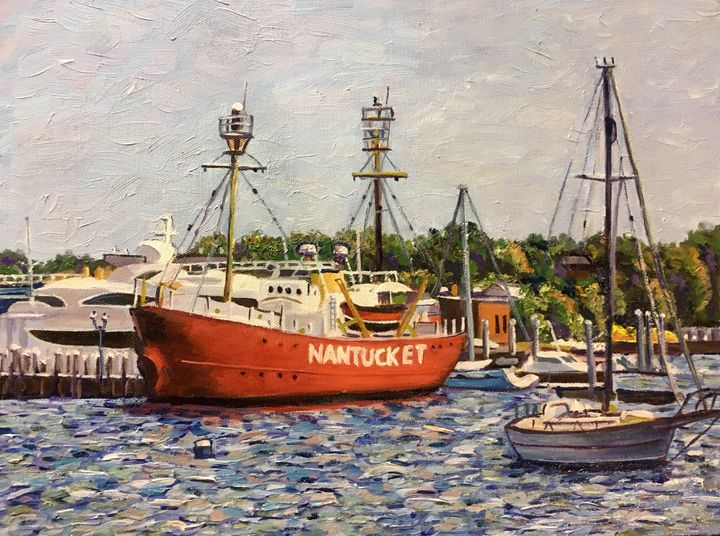 Nantucket - Richard Nowak Fine Art