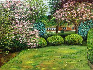 Parker Memorial Park Spring
