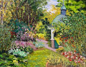 Grandmother's Garden Gazebo