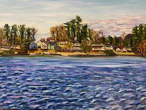 Hampton Ponds Windy April