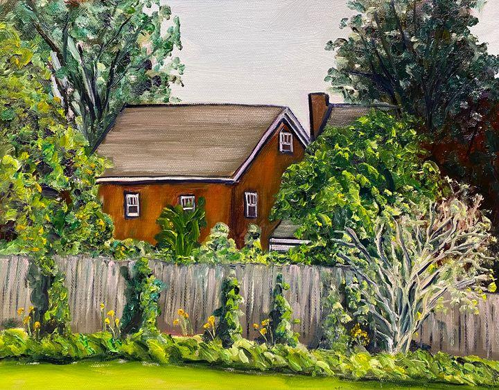 Vermont Homestead - Richard Nowak Fine Art