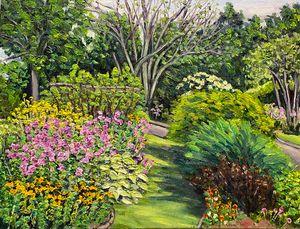 Glorious Summer Garden
