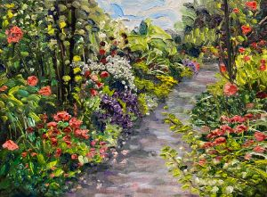 Bridge of Flowers Path