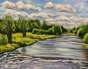 August Westfield River