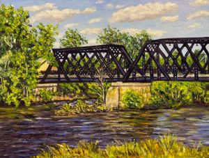 Black Bridge Summer