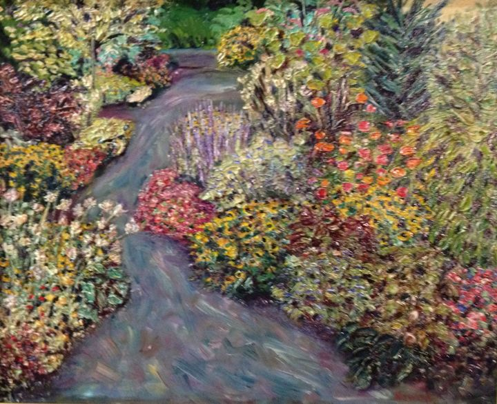 Amelia Park Path - Richard Nowak Fine Art