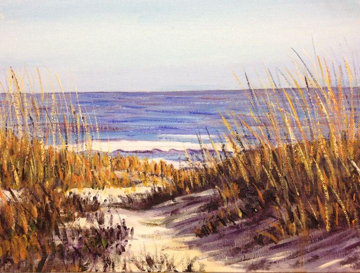 Cape Cod Beach Grass - Richard Nowak Fine Art