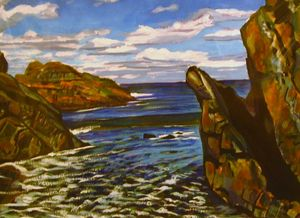 Cove off the Marginal Way
