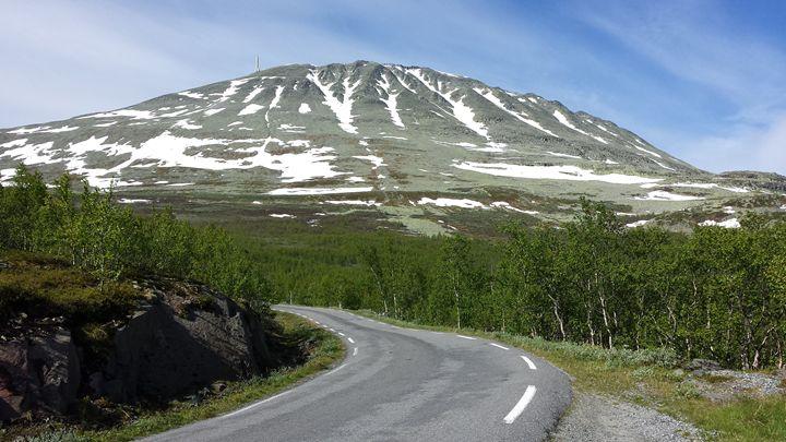 Amazing Norway - personal art