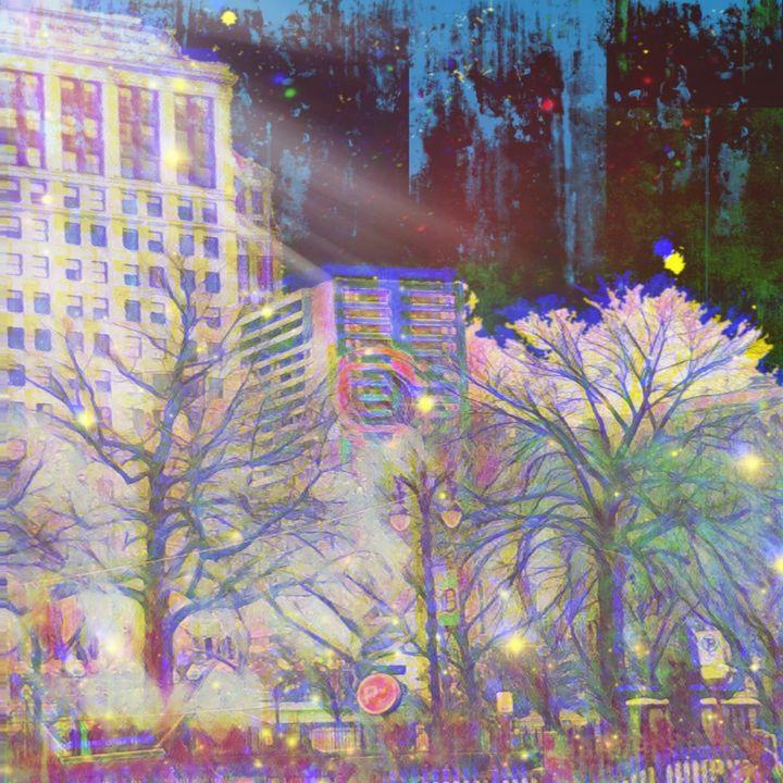 Detroit - Patricia Maitland's cover art