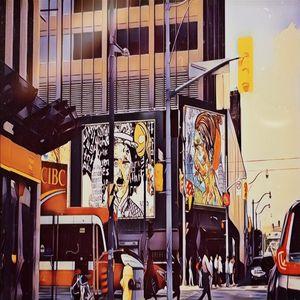 Big city bliss