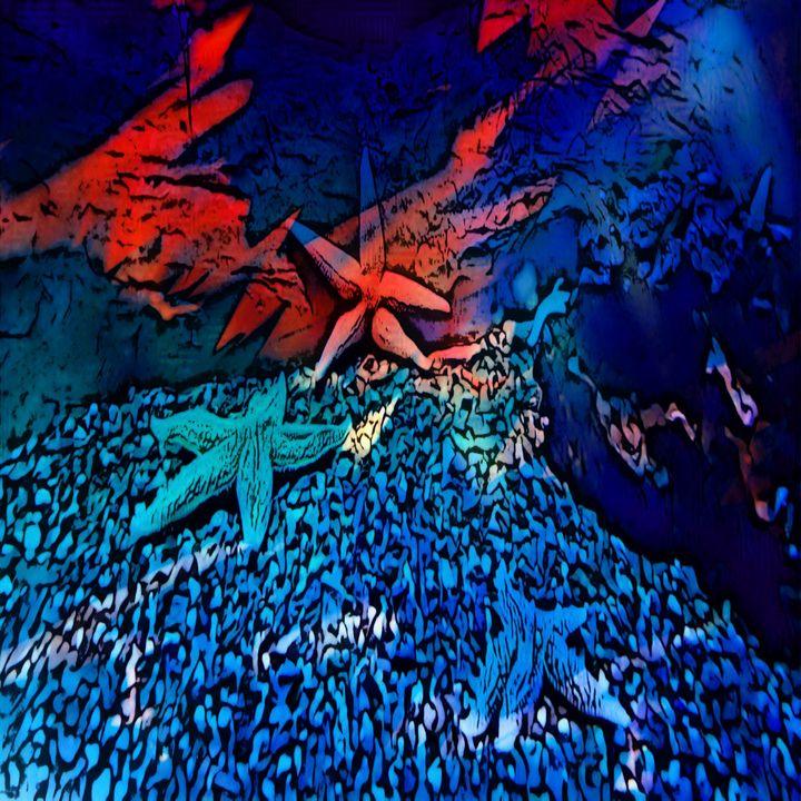 Starfish - Patricia Maitland's cover art
