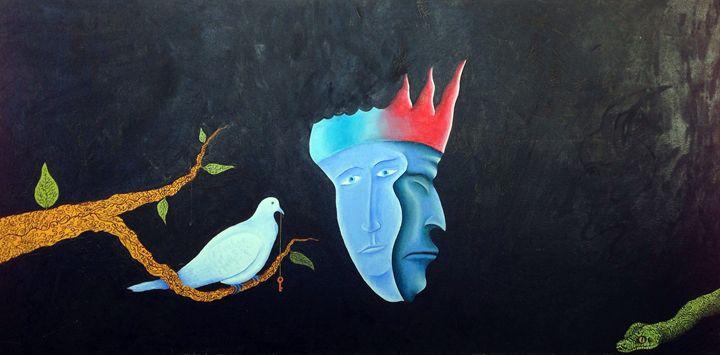 Two sides - Giorgi Sibashvili