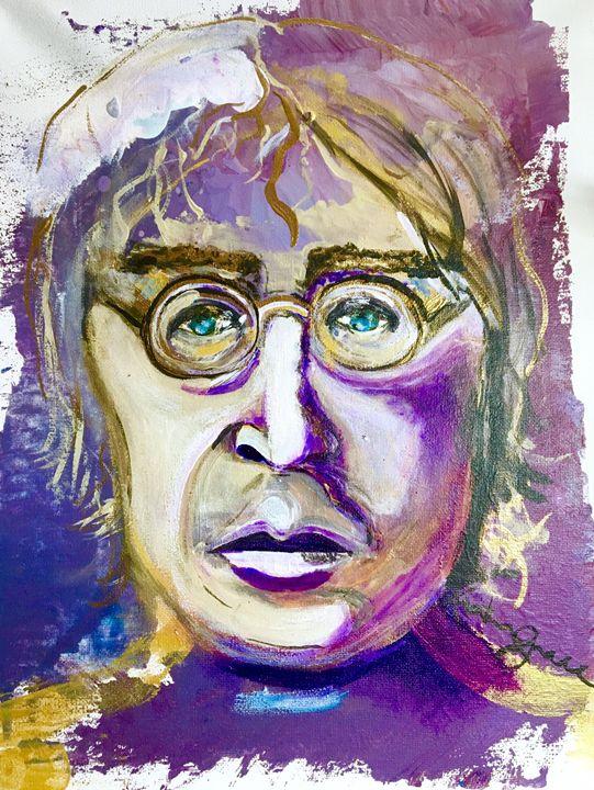 Lennon 1 - Heather Gratt