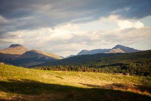 Crianlarich, Scottish Highlands