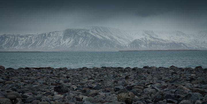 Icelandic Mountains - Jody Coffey