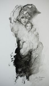 Madonna (sold) - Inna Komarova