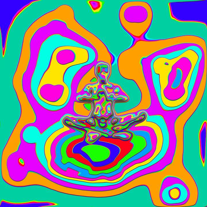Yoga - Vidka Art
