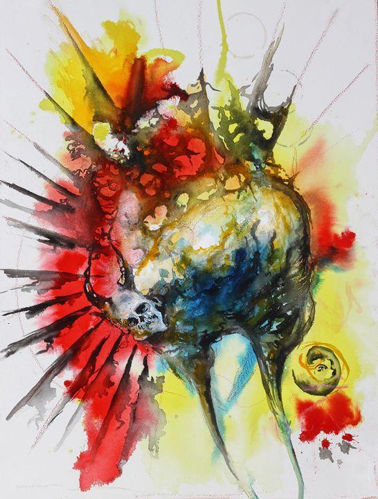 Inner Demons - Art Is Pain Gallery