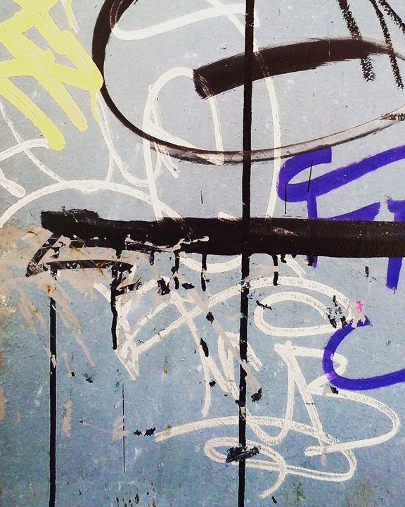 Catch Me - Aroura Abstract Art
