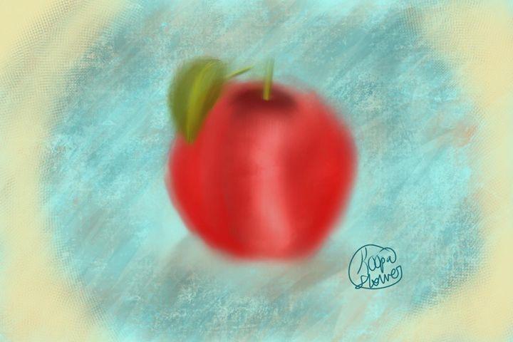 Red Apple - Koopa's Art Shop