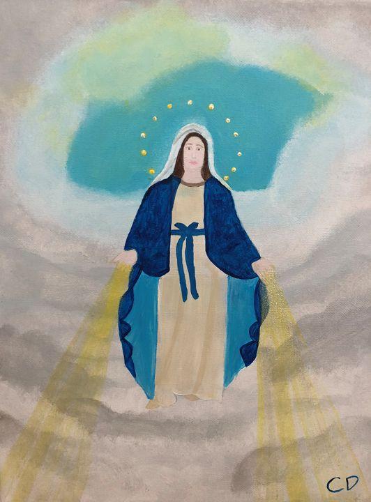 Virgin Mary - Carol Damico