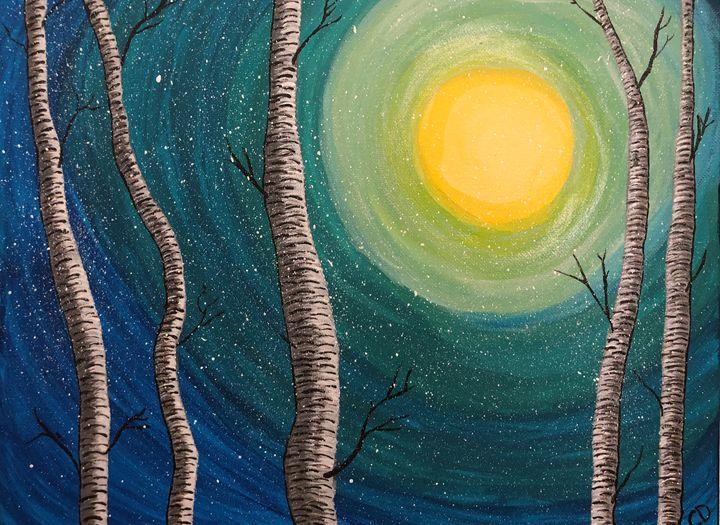 Starry Night - Carol Damico