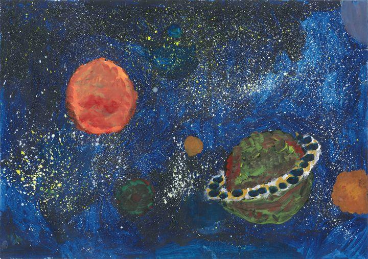 Space - Jana Jovanović