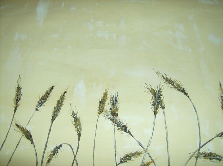 Wheat Design - S.H-Duffy