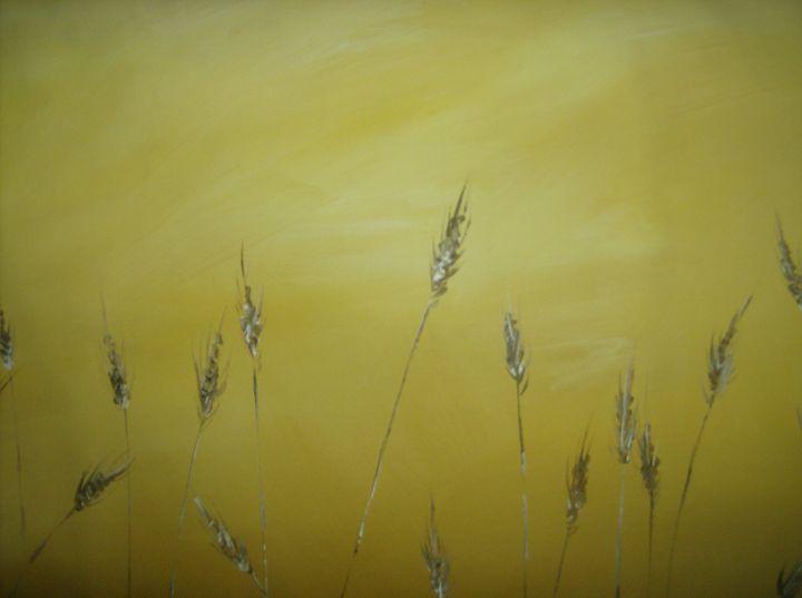 Golden Wheat Design - S.H-Duffy